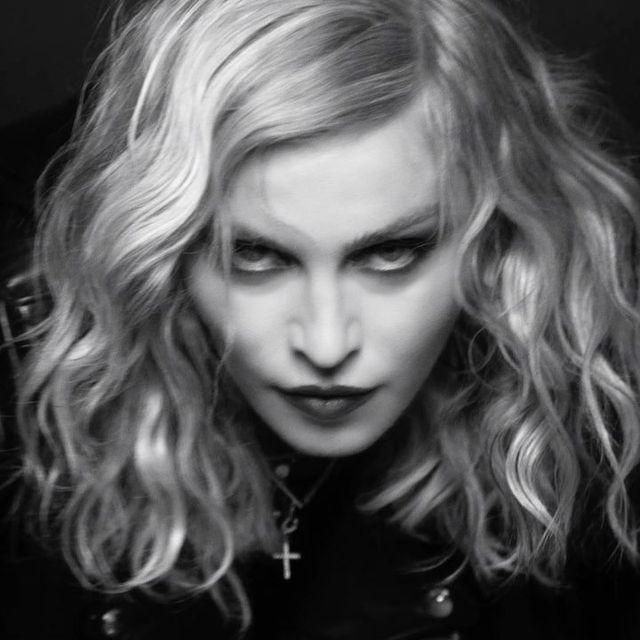 image: Madonna by luigimurenu