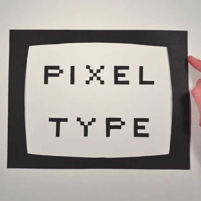video: The History of Typography - Animated Short by juantomas