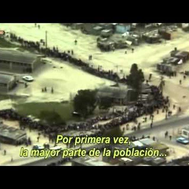 video: Nelson Mandela - El jugador n.16 by betterworld