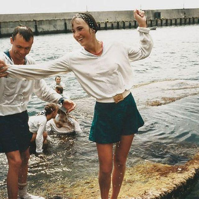image: Le camp Kiparisni, 1999 claudine doury by aliceandgabriella
