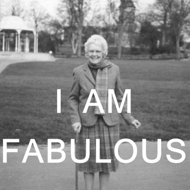 image: i´m fabulous by somewhereiwouldliketolive