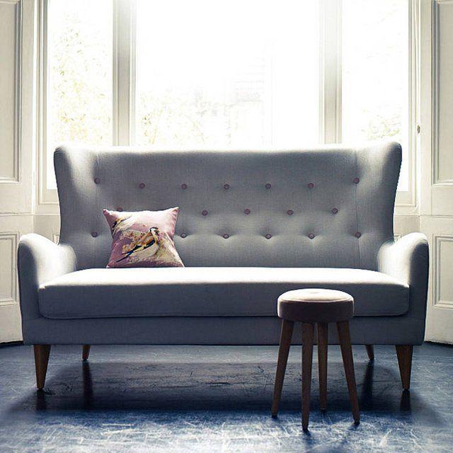 image: Fenton Winged Back Sofa by rmuinelo