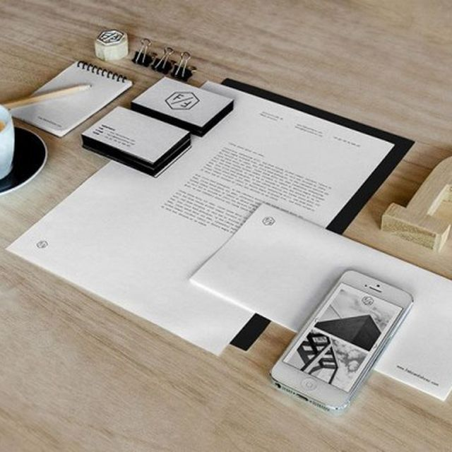 image: Personal Branding by Fabian Fohrer by tenderpudding