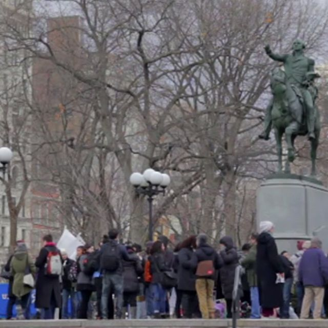 video: Union Square | Block by Block | The New York Times by middleoftheatlantic