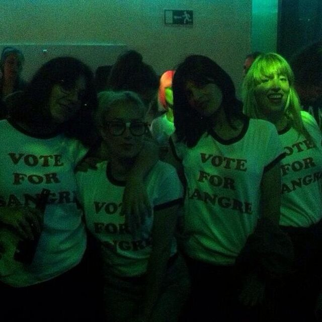 image: VOTE FOR SANGRE by sangre