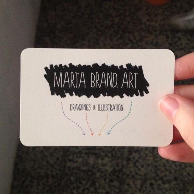 image: Business Cards! by marta_brandariz