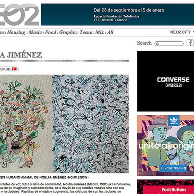 image: Noumenow featured in Neo2 by noumenow
