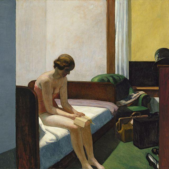 image: Edward Hopper. by sweetlittleluci