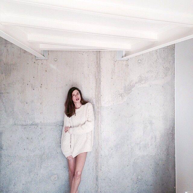 image: Paula in her new house. by adriana_roslin