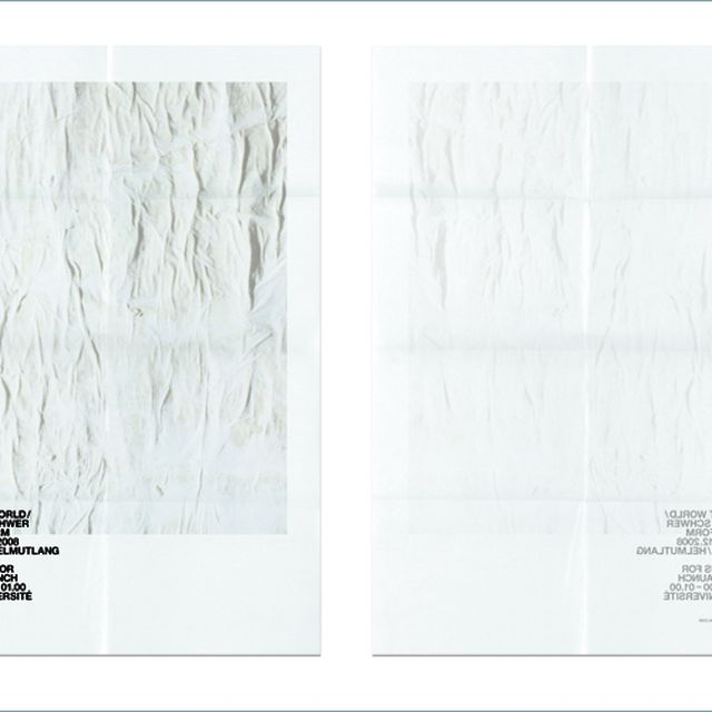 image: ABSOLUT HELMUT LANG POSTER by leolo