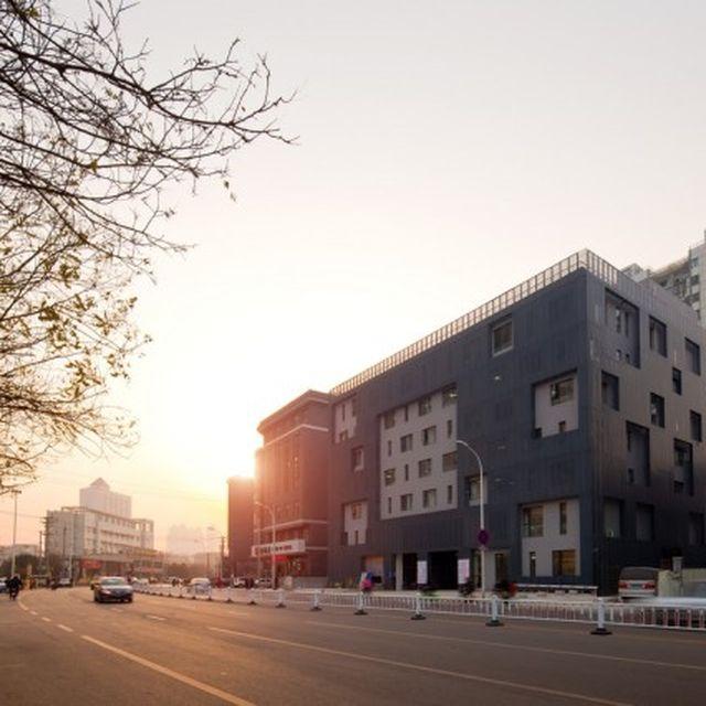 image: DAtrans Architecture Center Xuzhou by pattercoolness