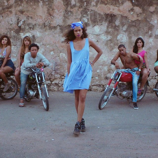 "video: ""I'm In Control"" by AlunaGeorge ft. Popcaan by jota_bermudez"
