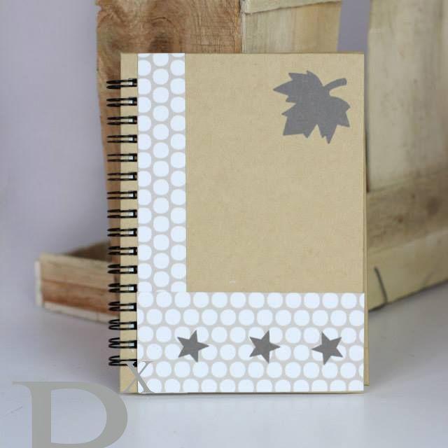 image: Cuaderno Bx otoñal by blancadelacruzphoto
