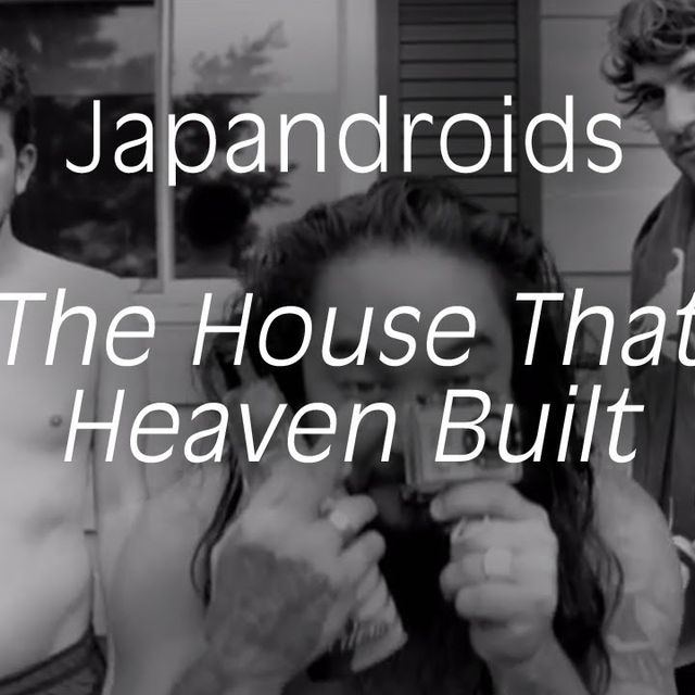 """video: Japandroids - """"The House That Heaven Built"""" by Abrahanes"""