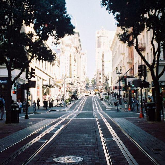 image: SAN FRANCISCO by thetraveler