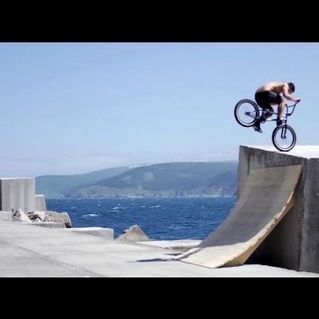 video: BMX - Fly Bikes Coastin Part 1 by sergiolayos