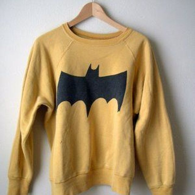 image: Batman hoodie by mordovas