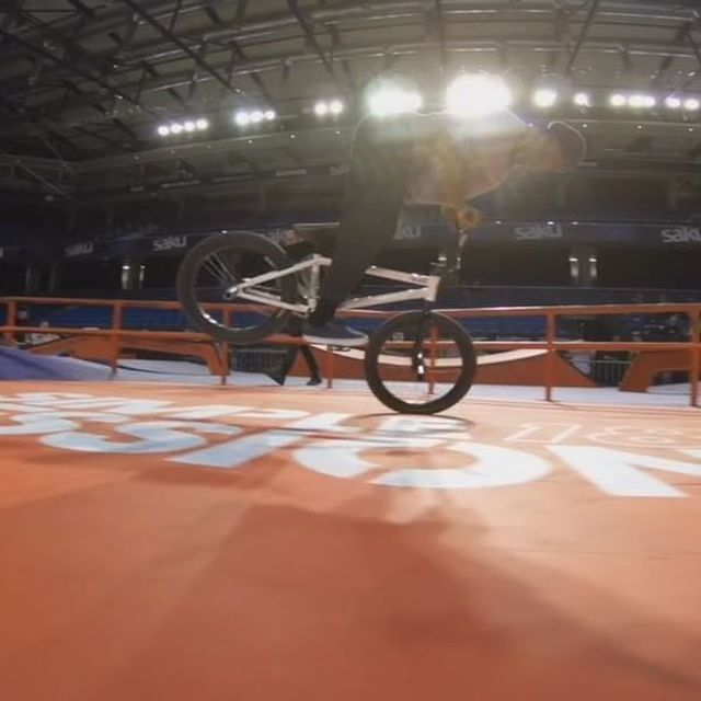 image: Some stuff at @simplesession ??/ ? @lntstefan ?? #bmx #quikstories by courageadams