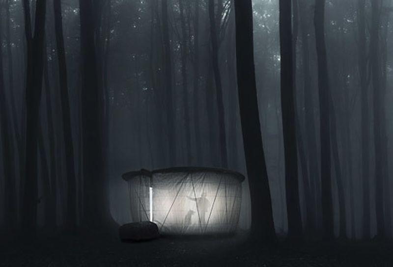 image: Jägnefält Milton's Forest Pavilion tests new Swedish... by waryamaranth