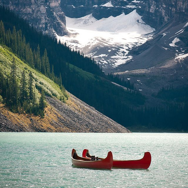 image: LAKE LOUISE by scatterbrainer