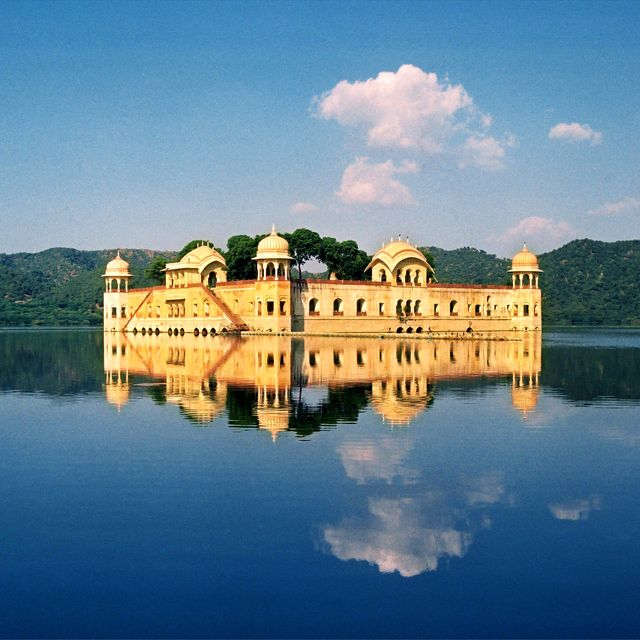 image: Jaipur Jal Mahal by monsieur-traveler