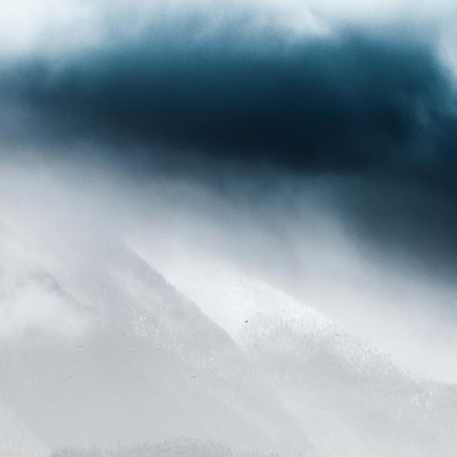 image: Electric blues, BC. by timclark1