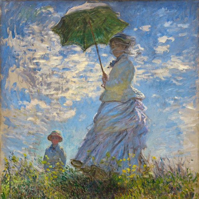 image: Monet is the latest in Charles Saatchi's series of articles in the Daily Telegraph on his favourite masterpieces. Daily Telegraph offer free 30 days trial.https://www.telegraph.co.uk/art/artists/charles-saatchis-great-masterpieces-family-scene-act-rebell by saatchigallery