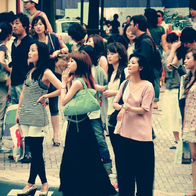 image: JAPANESE GIRLS. by ergorgue