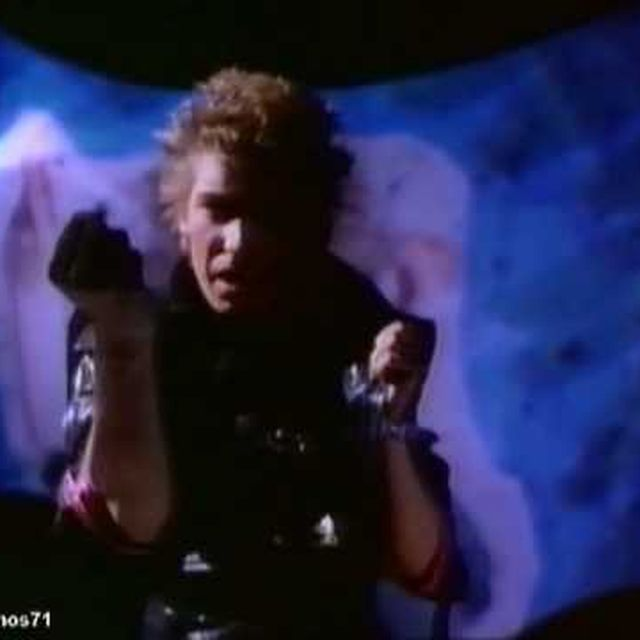 video: The Psychedelic Furs - Pretty In Pink by tatiana