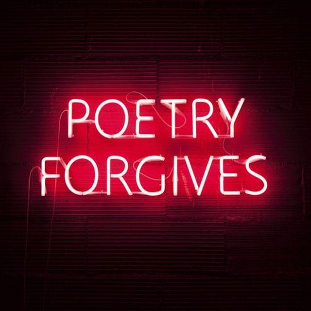 image: Enrique Baeza - Poetry forgives by ariadnados