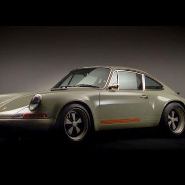 video: Singer 911 - Porsche 911 Tribute - Top Gear by projectf4
