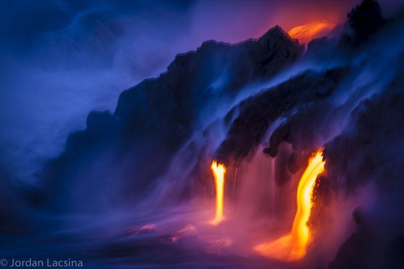image: Kalapana Lava Field by villaaponte