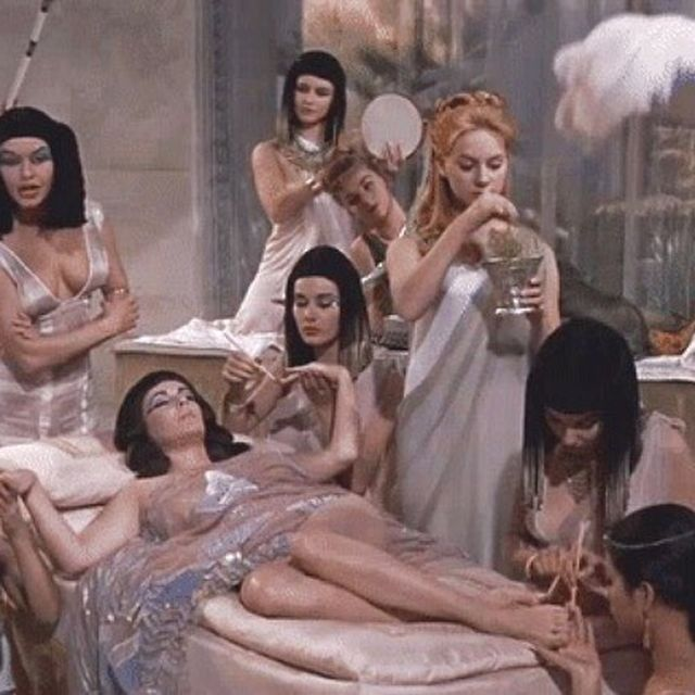 image: Cleopatra's SPA by latenightinparis