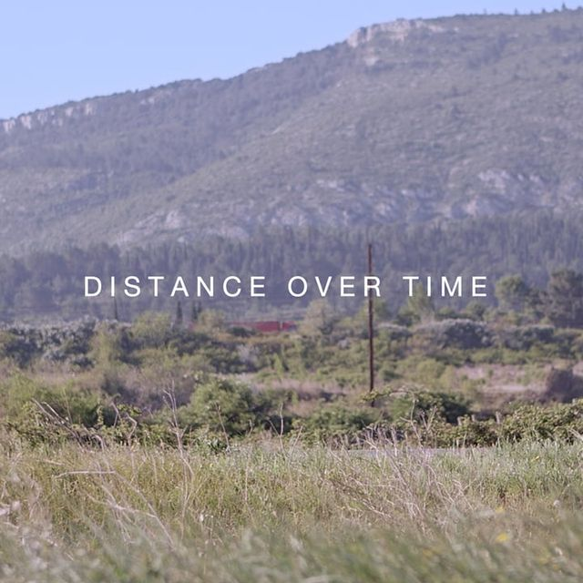 video: Distance Over Time on Vimeo by projectf4