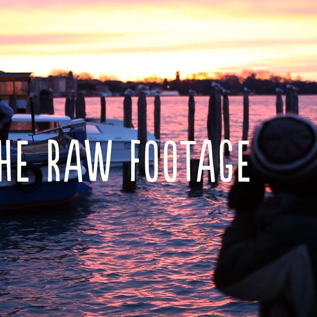 video: INSIDE THE EDIT RAW FOOTAGE by Saracho