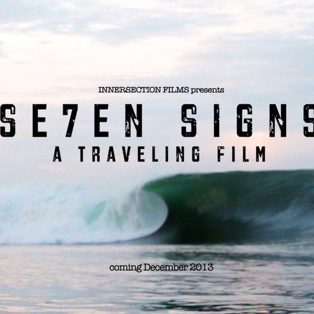 video: SE7EN SIGNS  Trailer by alexaccion
