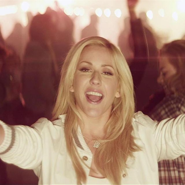 video: Ellie Goulding - Burn by glamournarcotic