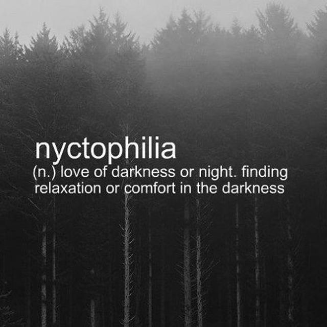 image: nyctophilia by modernghosts