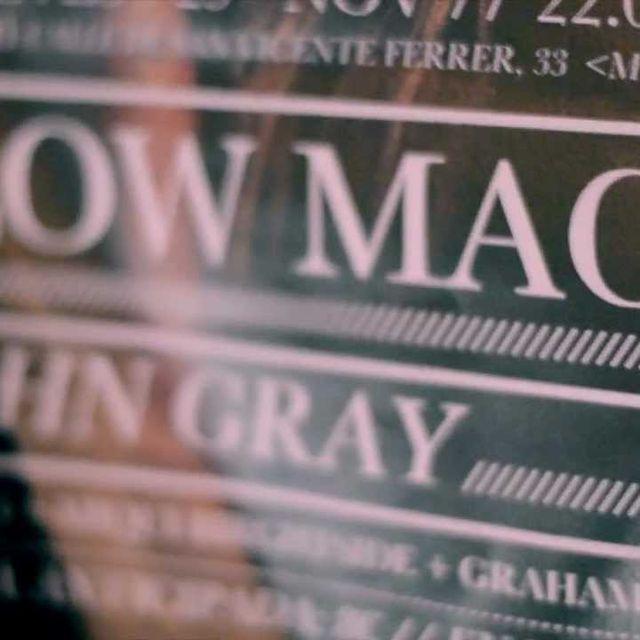 video: NoveltyProductions @ SLOW MAGIC + JOHN GRAY by grahamthunder