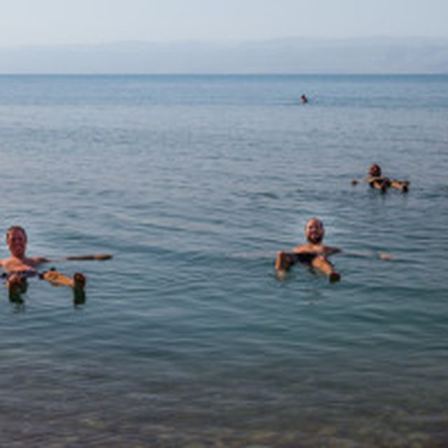 image: Beaches to Visit In Dead Sea by ObeidatOlivia