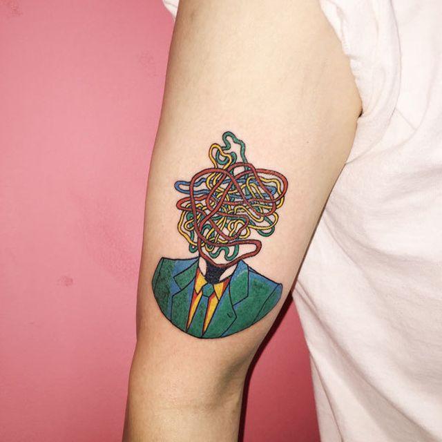 image: Kim Michey Tattoos by nachocarpio