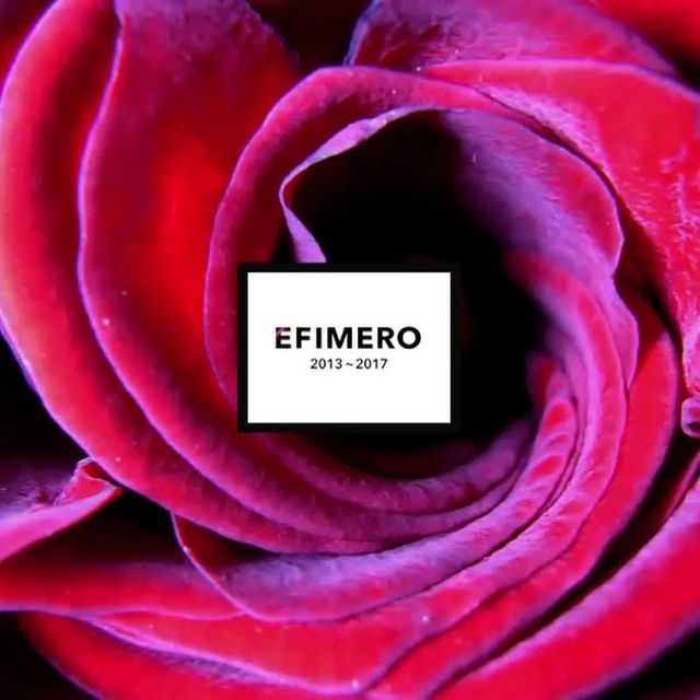 video: EFIMERO-WHEN FASHION MEETS ART by james-the-creator