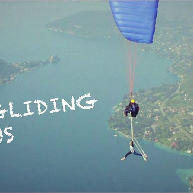 video: Paragliding Circus by aaragues