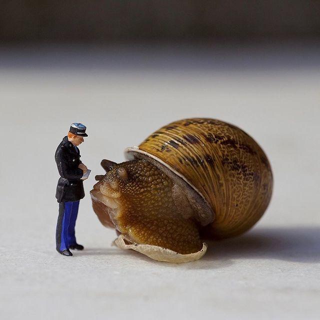 image: Jean-Joseph Renucci - I Assure You, You're Going Too Slow (photography) 2012 #jeanjosephrenucci by durmoosh
