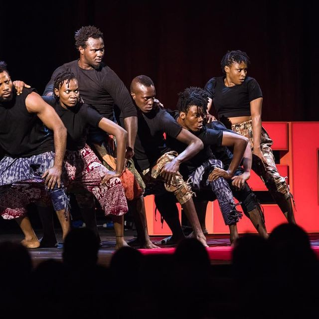"image: We are in Arusha, Tanzania for #TEDGlobal! Nigerian choreographer Qudus Onikeku and his dance tribe kicked off the conference with an energetic performance called ""Rainmaker."" Stay tuned for more coverage on TED's social channels throughout the week.... by ted"