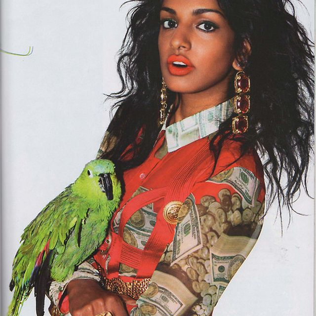 image: M.I.A by coolneeded