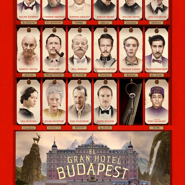 image: EL GRAN HOTEL BUDAPEST by arteuparte