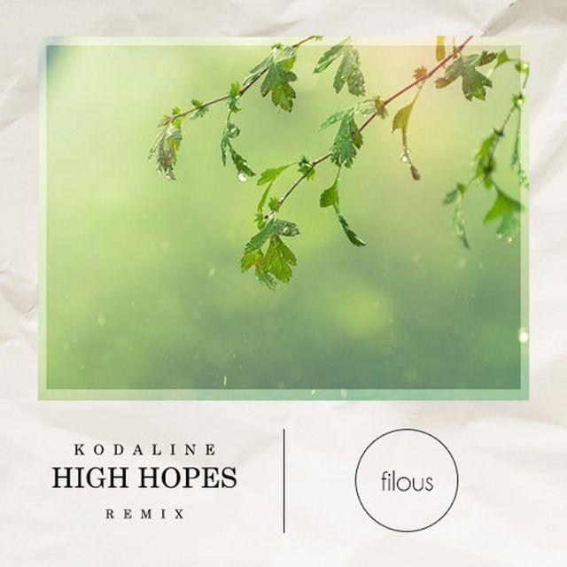 music: Kodaline - High Hopes (filous Remix) by wavesoftimeandspace