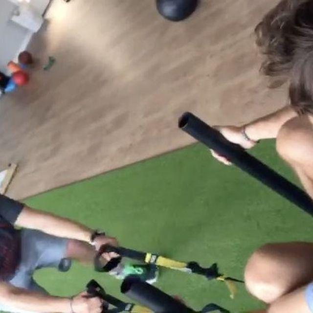 image: Hoy me ha tocado a mí 😊 @xs_training by natxogonzalez