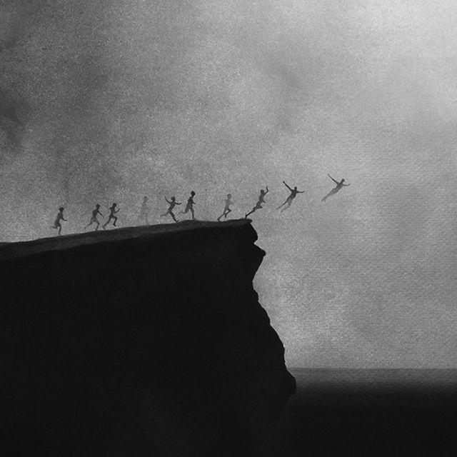 image: Jumping off  by samysocial